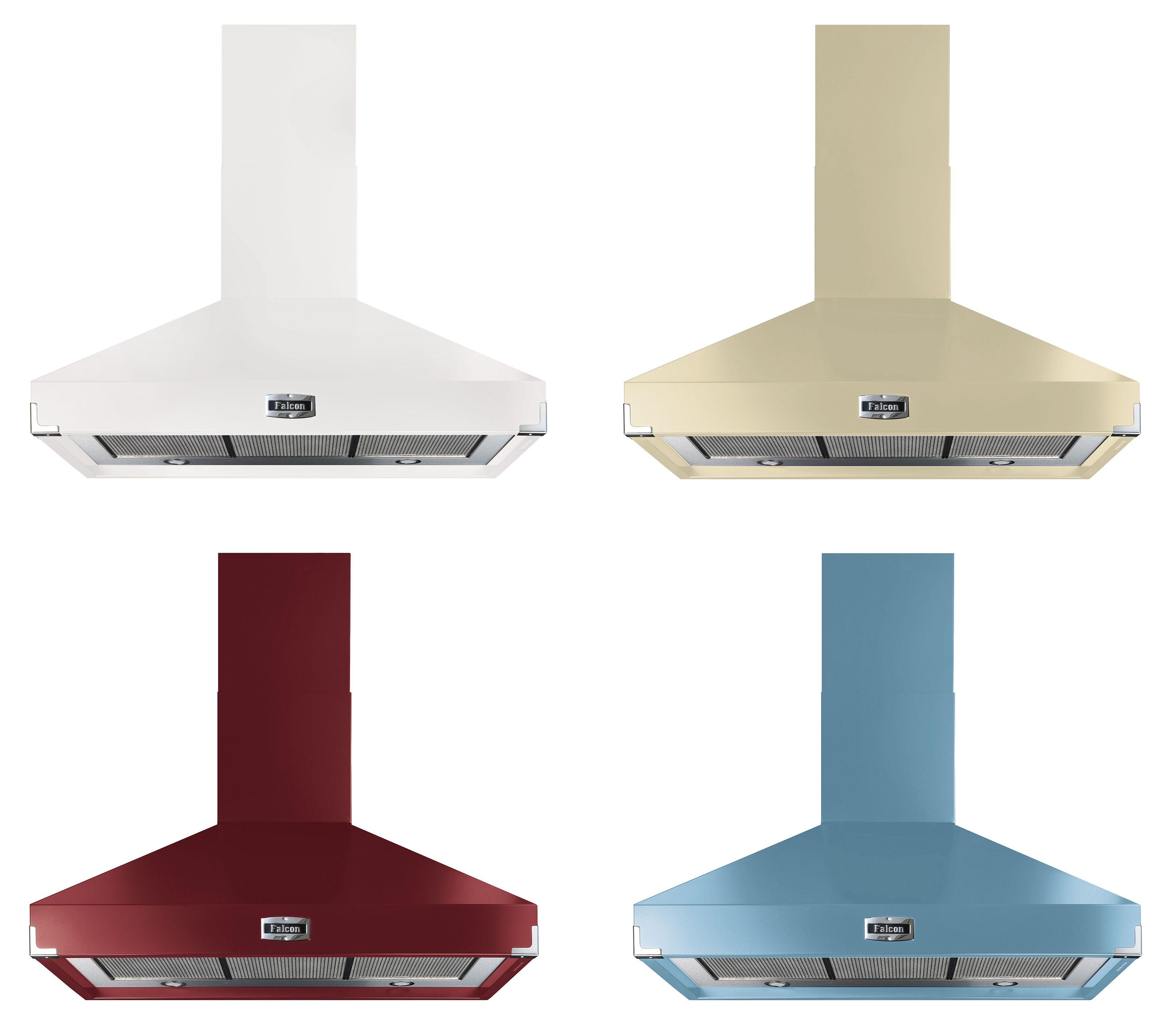 Voor welke kleur afzuigkap zou jij gaan falcon fornuizen pinterest afzuigkap ovens en kleur - Keuken bulthaup catalogus ...