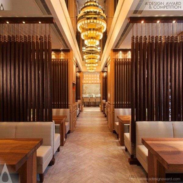 Award winning kishoku japanese restaurant design cult