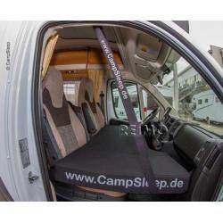 Photo of CampSleep für Vw Bus Fahrerhaus