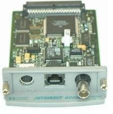 DRIVERS UPDATE: HP JETDIRECT J3111A