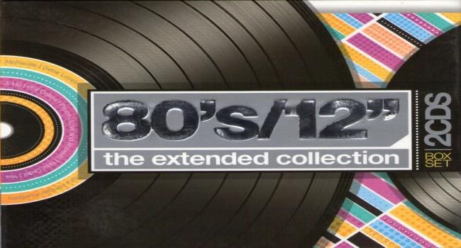 80 S 12 The Extended Collection 2cd Compilation Flac Re Up
