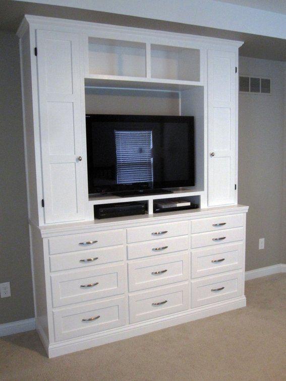 Custom Made Bedroom Dresser Entertainment Center Dresser Entertainment Center Bedroom Entertainment Center Dresser With Tv