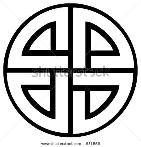 Celtic Know Shield Symbol Of Warriors Tattoo Inspiration