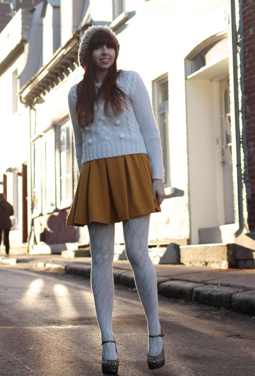 To acquire How to wool wear tights picture trends