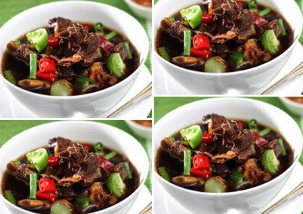 Garang Asem Daging Sapi Adalah Salah Satu Masakan Khas Indonesia Yang Berasal Dari Kabupaten Kudus Jawa Tengah Kuliner Ini Me Resep Daging Sapi Resep Makanan