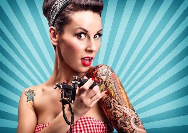 Welcome To On Point Naija Blog: Tattoo: A Personal Story or a Fashion Accessory?