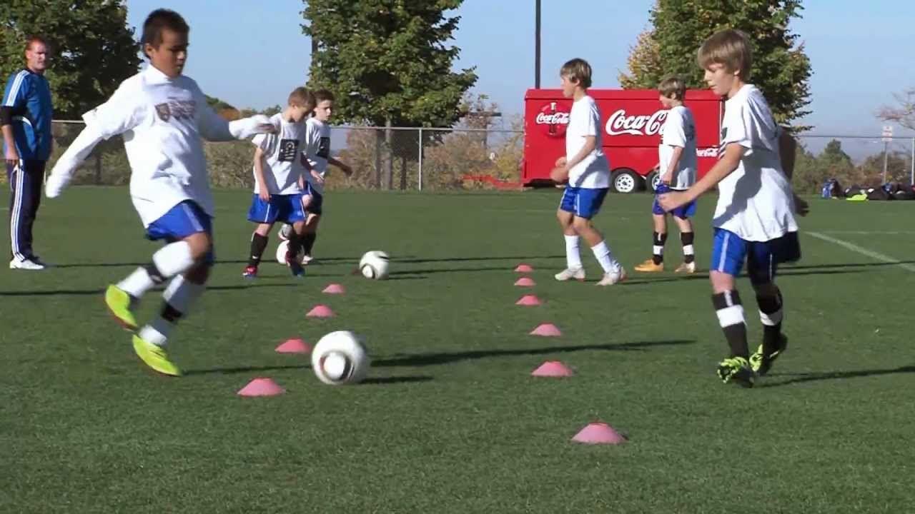Soccer Training Passing Drills 1 Soccer Drills