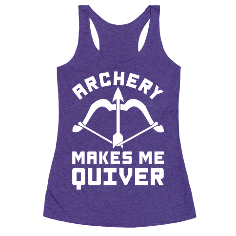 This Cute Archery Shirt Features A Bow And Arrow And The