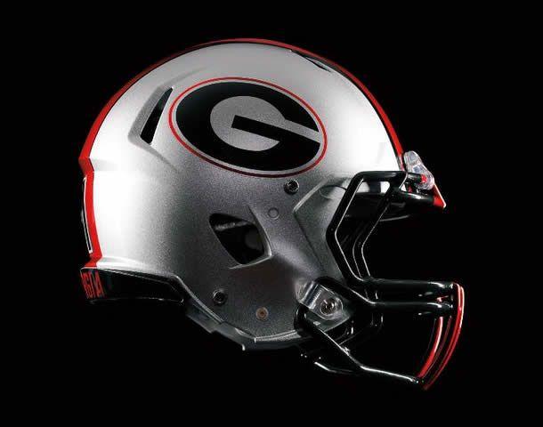 New Georgia Nike Pro Combat Uniforms Georgia Bulldogs Bulldog
