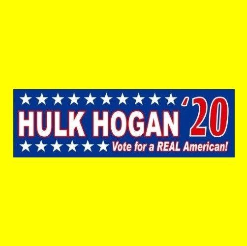 HULK HOGAN '20