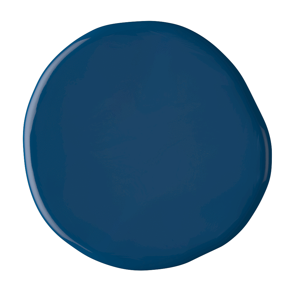 Photo of Blue Lobster – Cornish Milk Mineral Paint 500ml