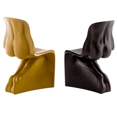 Casamania Brand Is An Updated Model Of Their Provocative Chair, Invented By  The Avant Garde Designer Fabio Novembre.