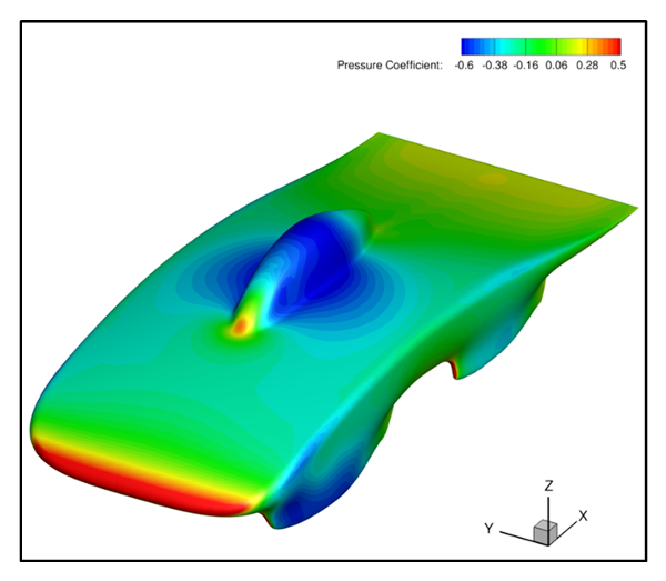 Large Scale Aircraft Design Using Su2 And Pointwise