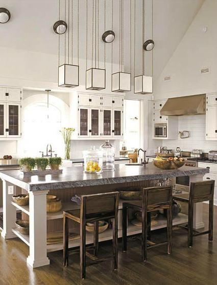 Thom Filicia Kitchen. Tremendous Island