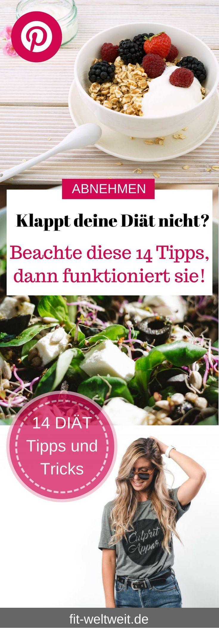 14 Diät Tipps, die langfristig funktionieren (Tipps und Tricks) – fit-weltweit.de