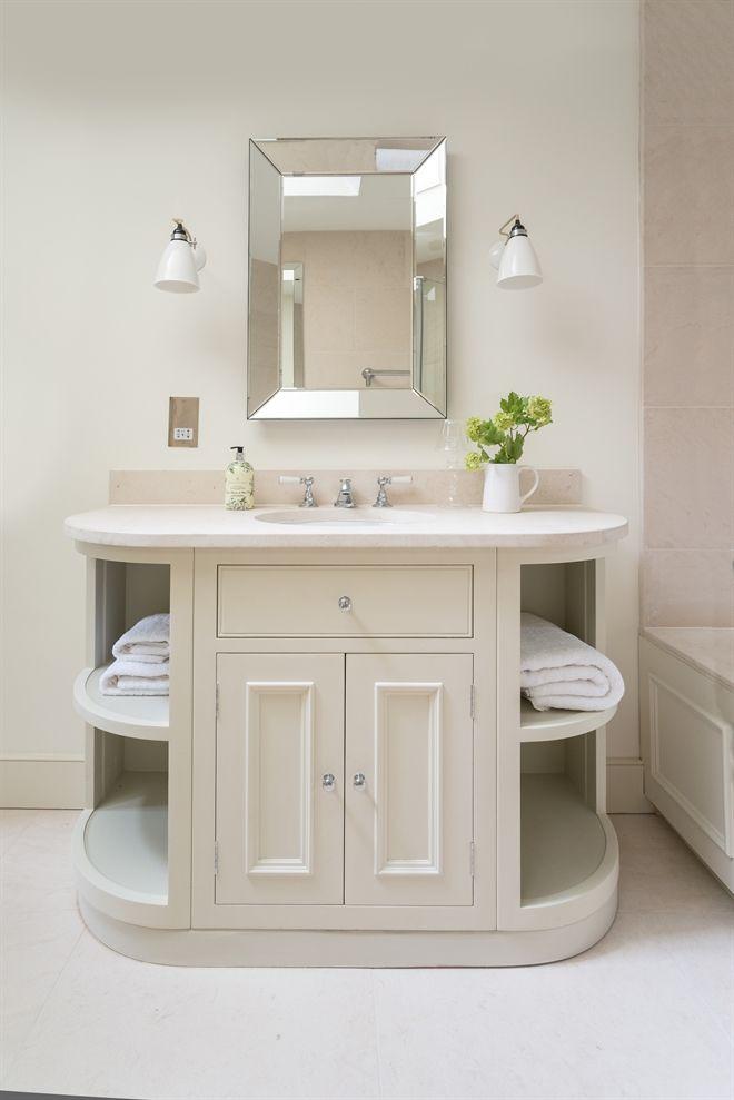 Neptune Bathroom Base Cabinets Chichester 600mm Sink Door Cabinet