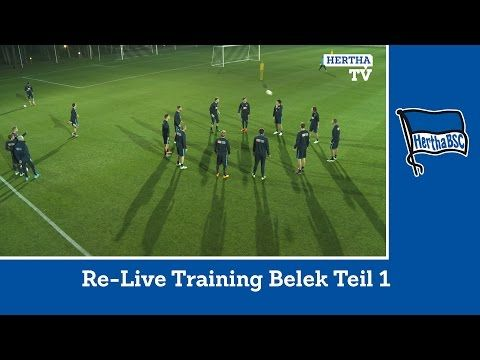 Brazilian Warm Up 3 Youtube Football Drills Soccer Training Live Training