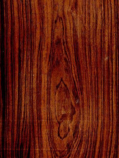 Rosewood Brazilian Wood Grain Wallpaper Wood Grain Veneer Faux Wood Flooring