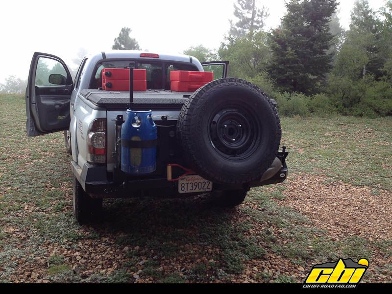 Patrick S Bushmaster 2 0 W Swing Away Tire Carrier Bushmaster Custom Trucks Diesel Trucks