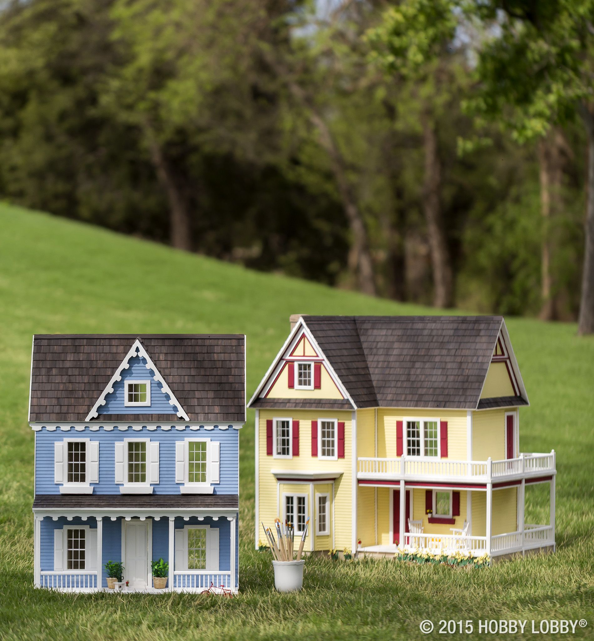 Make Your Dollhouse Home-sweet-home Worthy In A Weekend