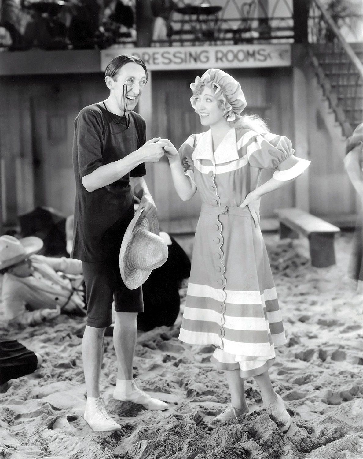 Marion Davies with Claude Allister