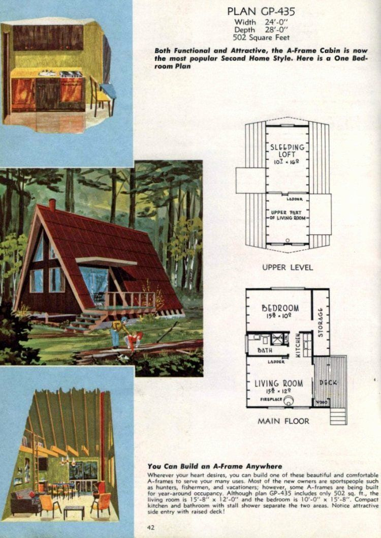 A Frame Style House Plans Best Of A Frame House Plans For Second Homes Family Vacation A Frame House Plans A Frame House Family Vacation Cabin