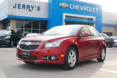 2014 Chevrolet Cruze Sedan 1lt Chevrolet Cruze Sedan Forsale