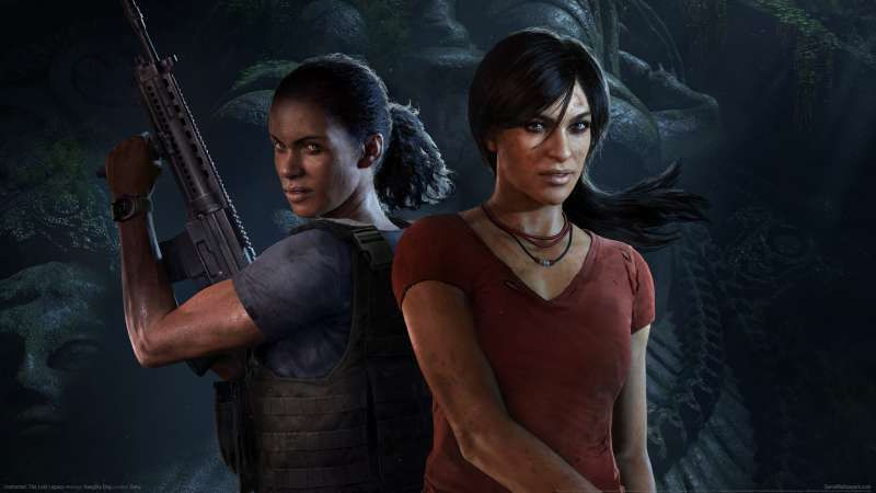 Uncharted The Lost Legacy Wallpaper Hd Games Wallpapers Hd