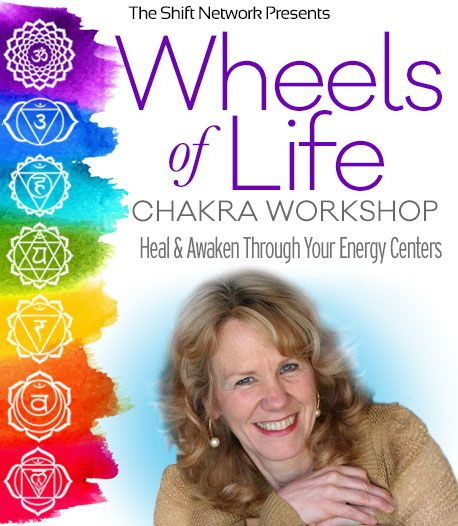 "If you long to have instant access to your life force so that you can live the full spectrum of your life — from feeling more alive and comfortable in your body to more ecstatically connected to the Divine — the good news is that there's a ""user's manual"" for your energy system that can help you work with it at the deepest level... through your chakras. [Visit] to Learn more."