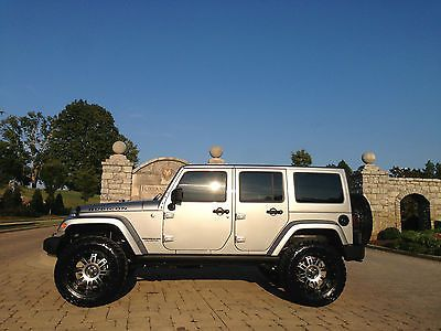 Jeep Wrangler Unlimited 4 Door Painted Hard Top Jeep Wrangler Unlimited Rubicon Loaded Lifted Le Jeep Wrangler Unlimited Rubicon Jeep Wrangler Jeep Truck