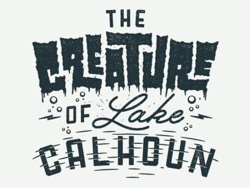The Creature of Lake Calhoun by Philip Eggleston
