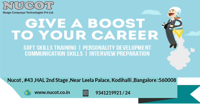 Nucot is the best training institute in Bangalore with 100