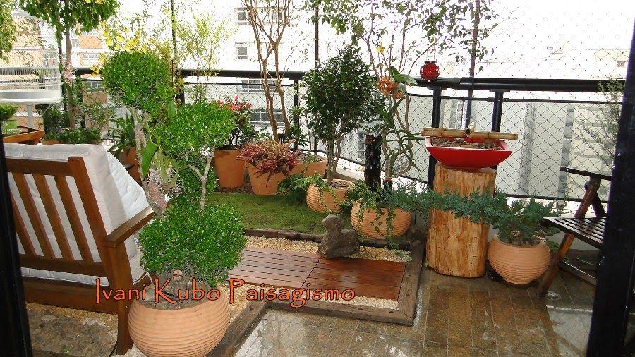 Jardim enCÃOtado! Paisagismo Ivani Kubo