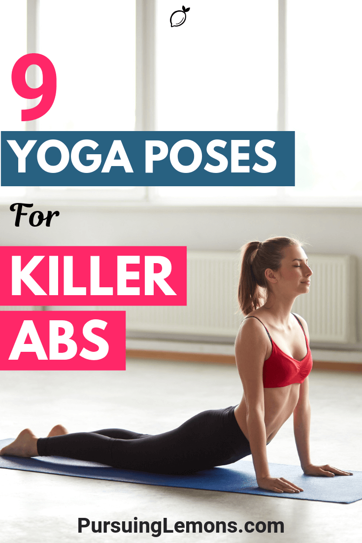 Yoga Poses for Killer Abs: 9 Asanas to Build Strong Core