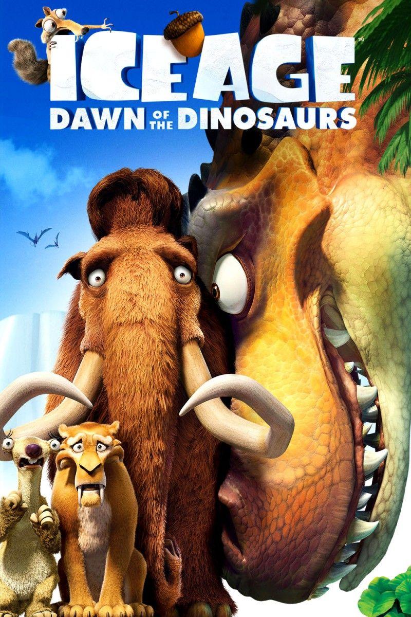 Ice Age 3 Dawn Of The Dinosaurs Filmes Filmes De Animacao