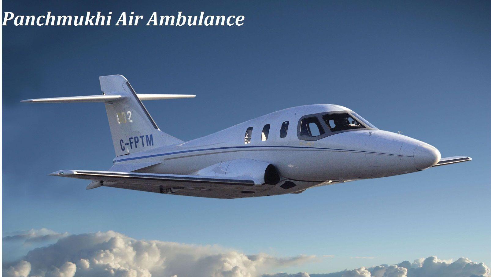Panchmukhi Air and Train Ambulance Service Pvt. Ltd. The