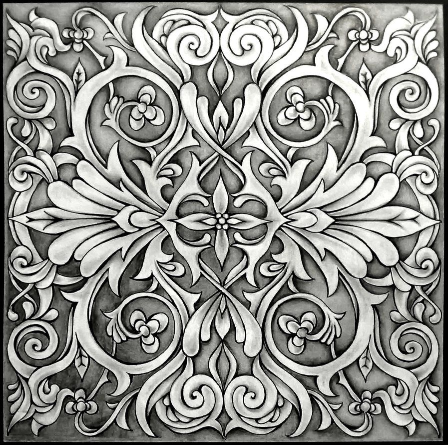 Desain Batik Motif Daerah Bangka - Batik Indonesia