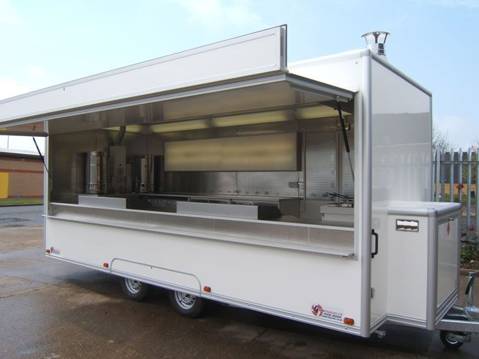 Used Trailer Rental For Most Is The Best Option Check Out How Easy It Is To Rent A 48ft Or 53ft Dry Van Reefer Or Flatbed Tr Food Trailer Food Cart