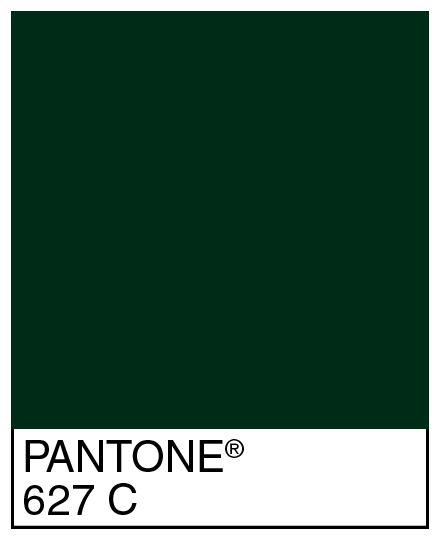 Pantone 627 Navy Color Green Colors Soft Furnishings Usmc Irish