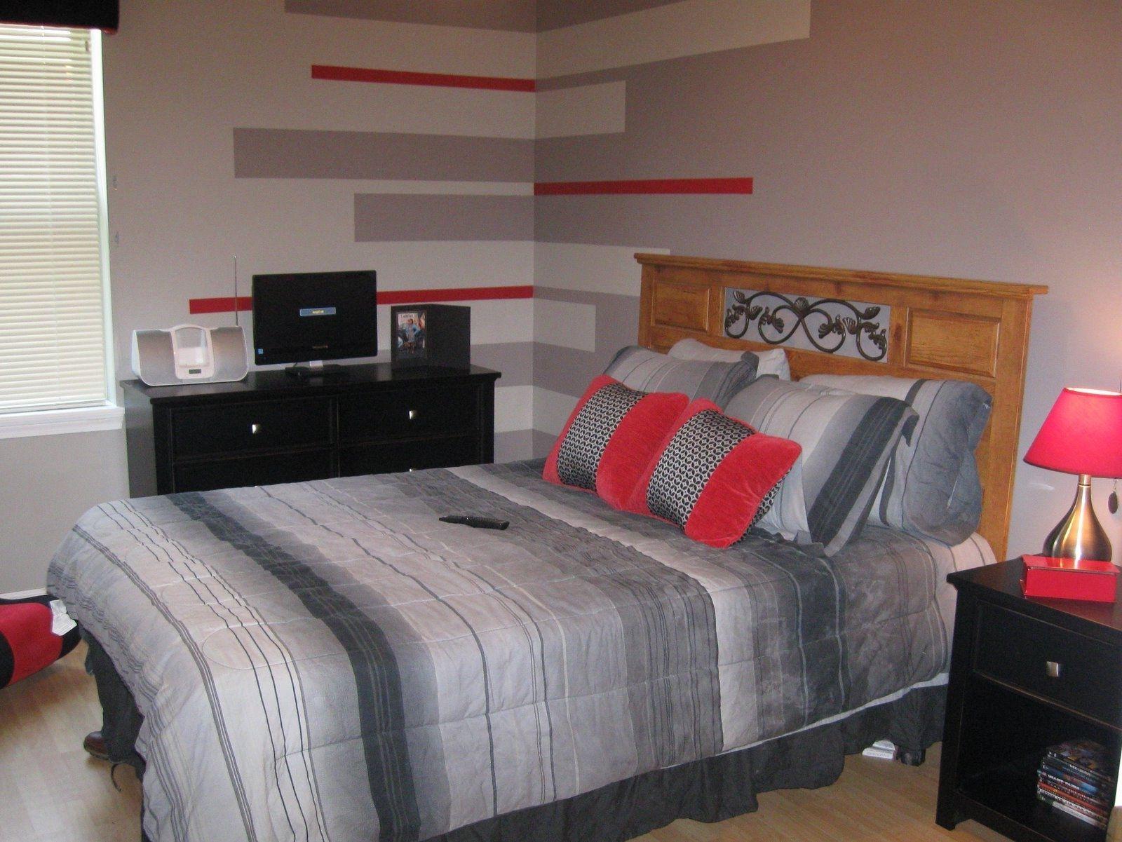 maskulin schlafzimmer farben schlafzimmer für männer