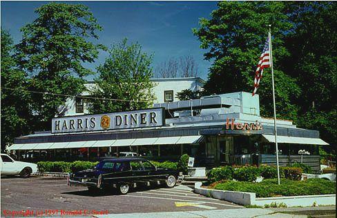 Http 209 191 3 28 Njdiner Harrisextm Jpg Diner Drive In Theater Diner Recipes