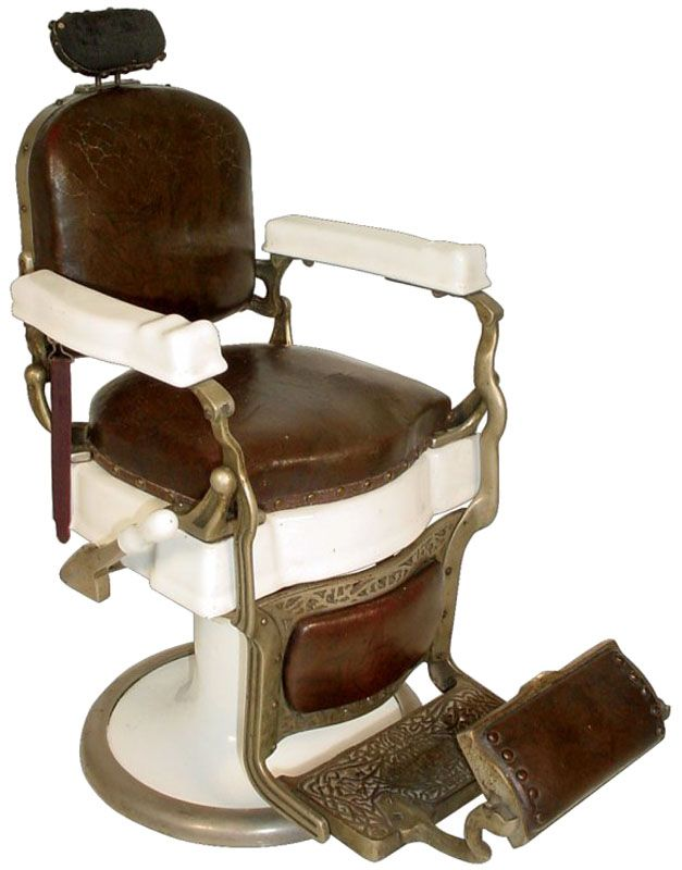 Image detail for -Antique Barber Chairs-All You Need to Know - Cadeira De Barbeiro Barber Chair Pinterest Barber Shop