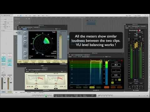 The best loudness metering plugins money can buy - and my favourite