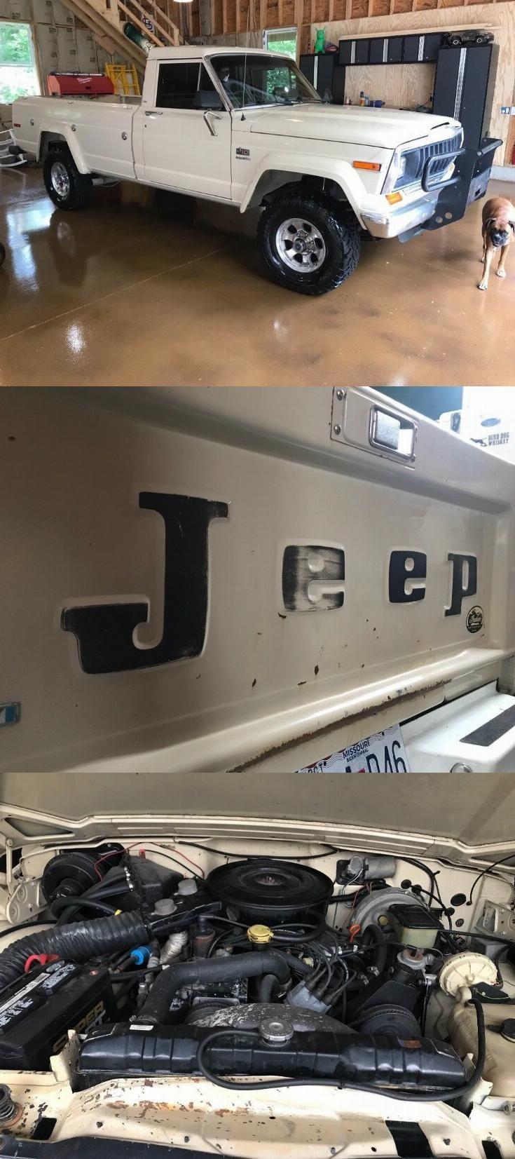 1984 Jeep J10 Pickup