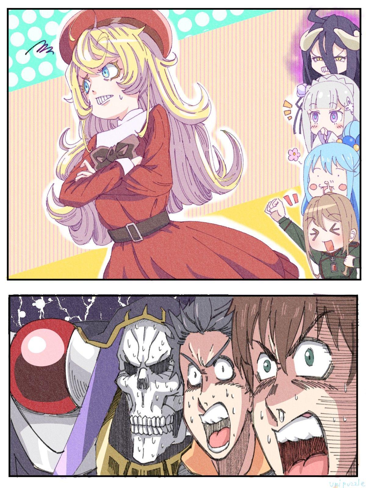 Pin by Uwu Uwu. on uwu Anime, Anime funny, Anime crossover