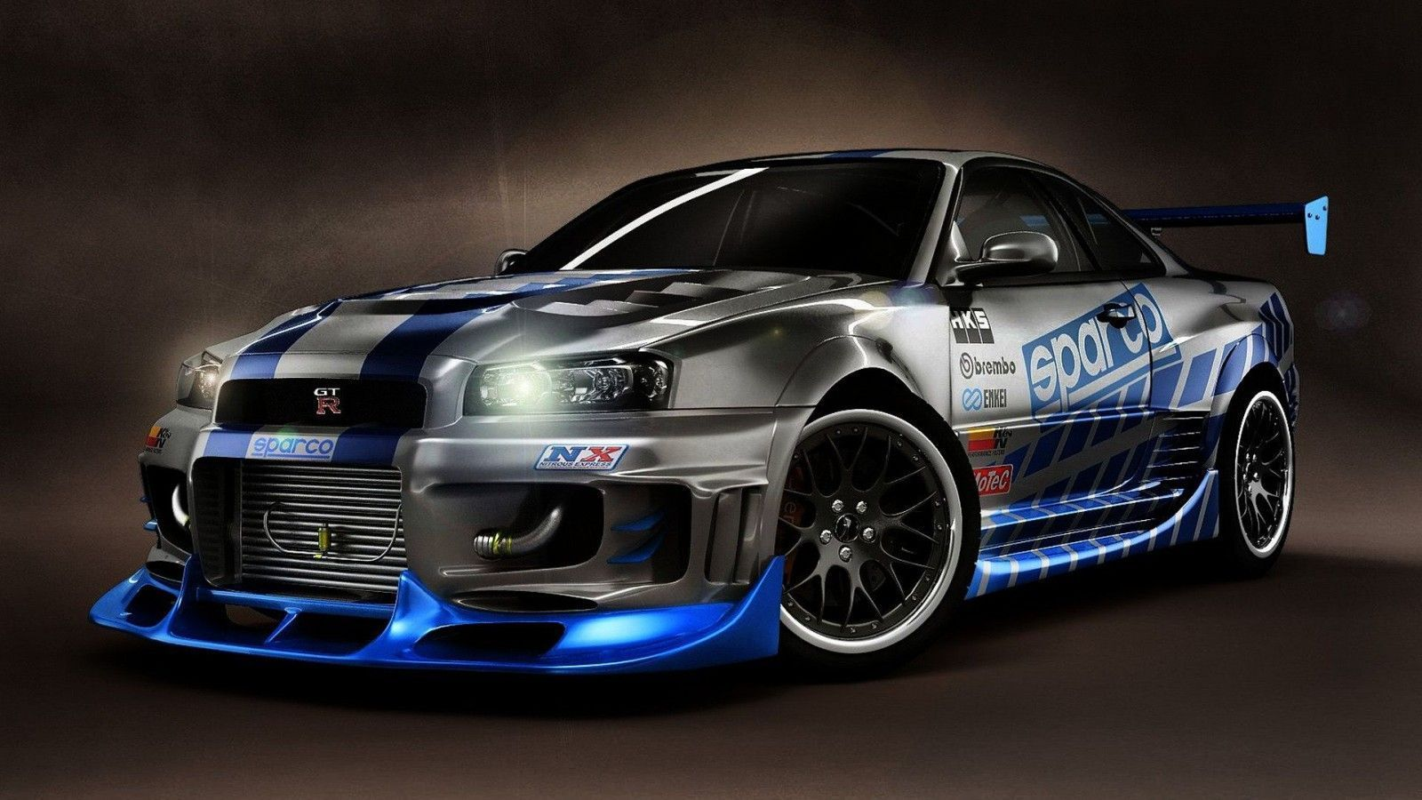 Fast And Furious Cars Wallpapers Wallpaper Cave Nissan Skyline