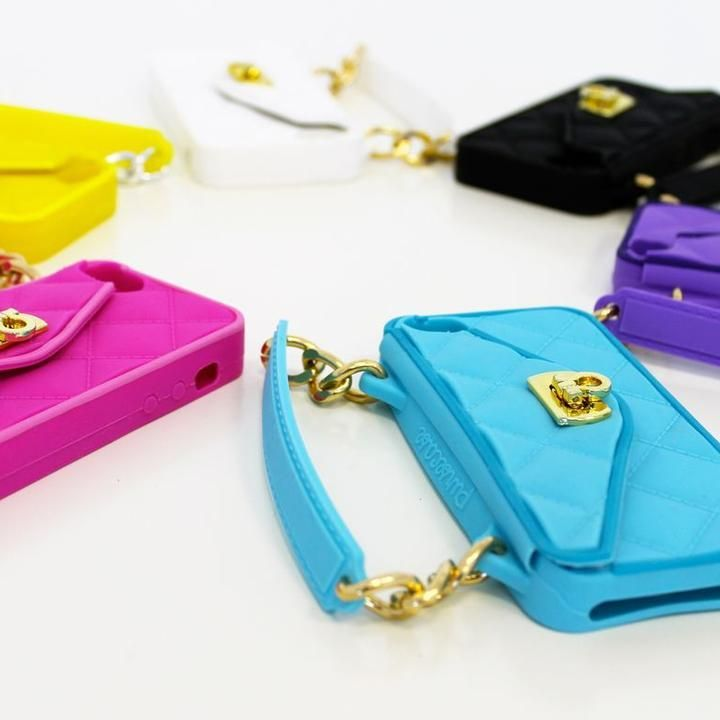 The Pursecase is an elegant way to carry your iPhone and a few essentials.