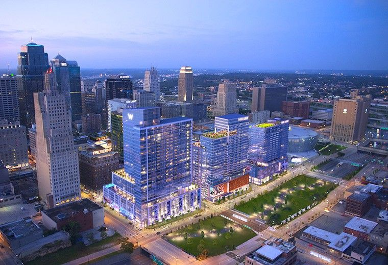 Downtown Kc Will Be Much Better Off With All These New 20 30 Story