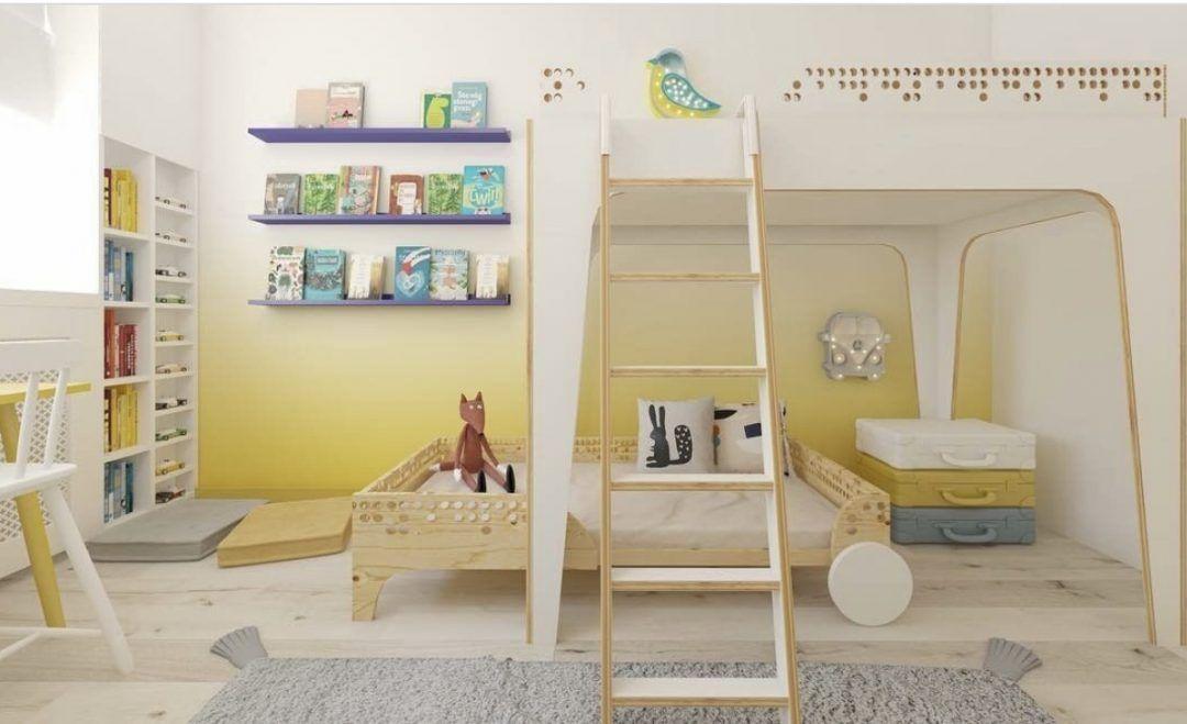 Using Yellow In Children S Spaces Kids Interior Baby Room Decor