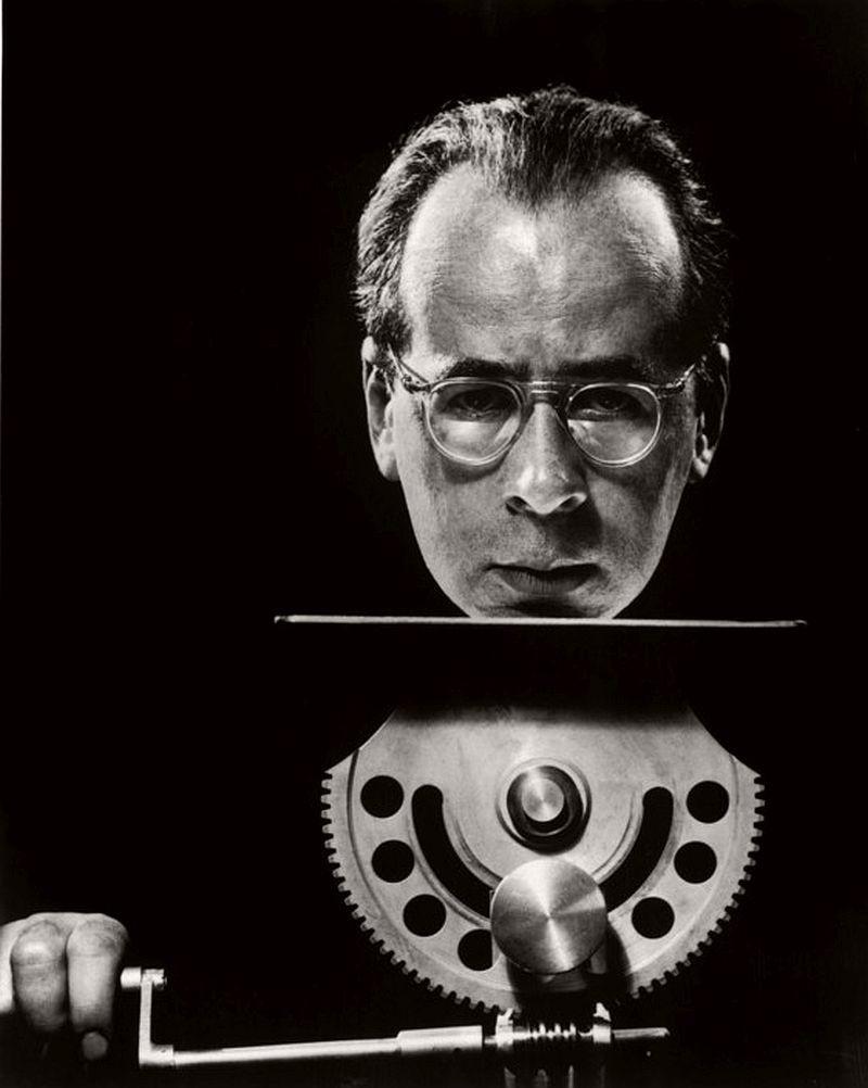 Das Genie der Porträtfotografie Philip Halsman (82 Fotos)